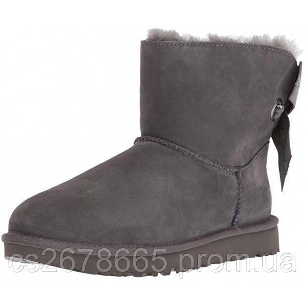 Женские угги UGG CUSTOMIZABLE Bailey Bow Mini Boot 1100212