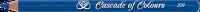Карандаш  для глаз Каскад №209 (Cascade of Colours), фото 1