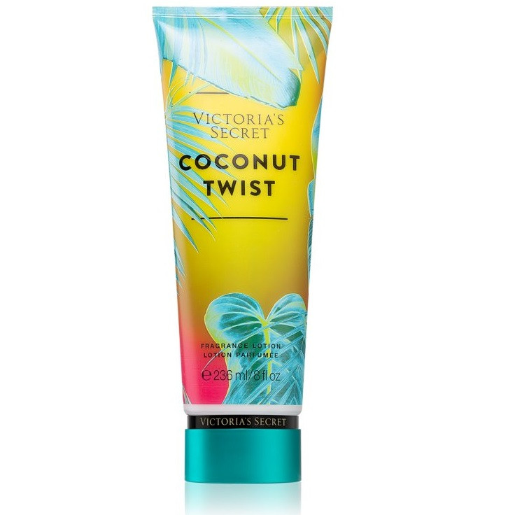 Лосьон для тела Victoria's Secret Coconut Twist 236 мл (оригинал)