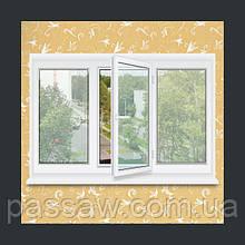 Вікно Steko R 300 (розмір вікна 2100*1400)