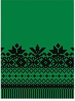 Ежедневник А5 Buromax недатированный Ukraine Зеленый BM.2021-04