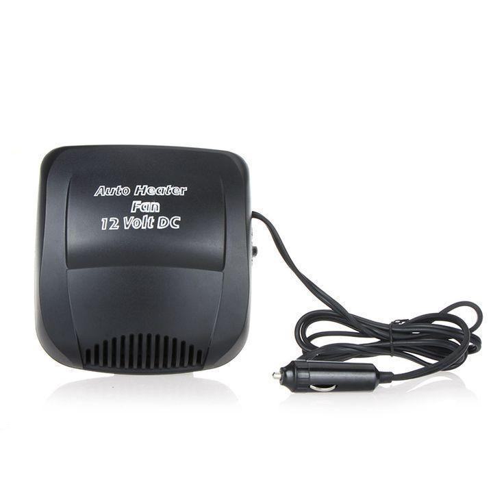 Автомобильный обогреватель салона от прикуривателя  Auto Heater HJ-702 Fan 12 volt DC 150W