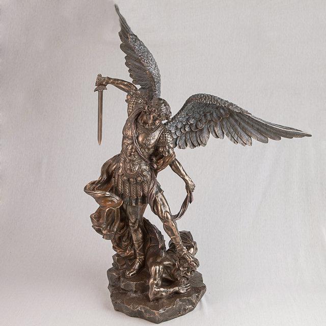 Статуэтка Архангел Михаил Veronese Италия (75 см) 74552 A4