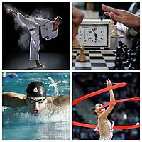 Спортивные подарки для начинающих и профессионалов