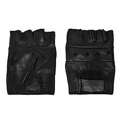 Перчатки кожаные First, Размер S