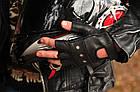 Перчатки кожаные First, Размер M, фото 3