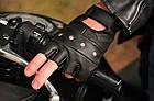 Перчатки кожаные First, Размер M, фото 4