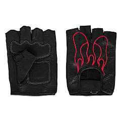 Перчатки кожаные First Пламя, Размер S