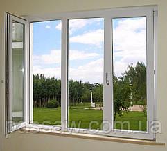 Вікно Steko R 600 (розмір вікна 2100*1400)