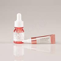 Набор мини-средств для лица сыворотка+крем с витамином Missha Vitamin B12 Double Hydrop Special Kit - 10+5 мл