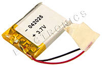 Аккумулятор 042025 3,7V