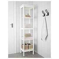 IKEA HEMNES Стеллаж, белый (302.176.54)