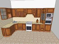 Кухня Юля Нова в Баре