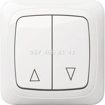 Alutech KU/1 выключатель для роллет, фото 2