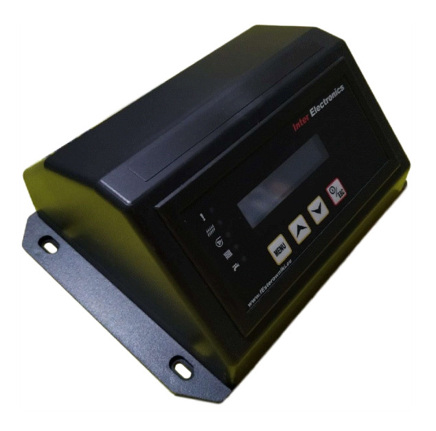 Автоматика для твердотопливного котла Inter Electronics IE-72 PID v1 T2 (1.1.6) (Польша)