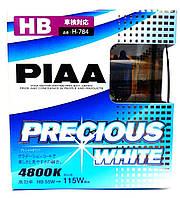 Автолампы PIAA Precious White HB3/HB4 ☀ 4800K ✔ комплект 2шт