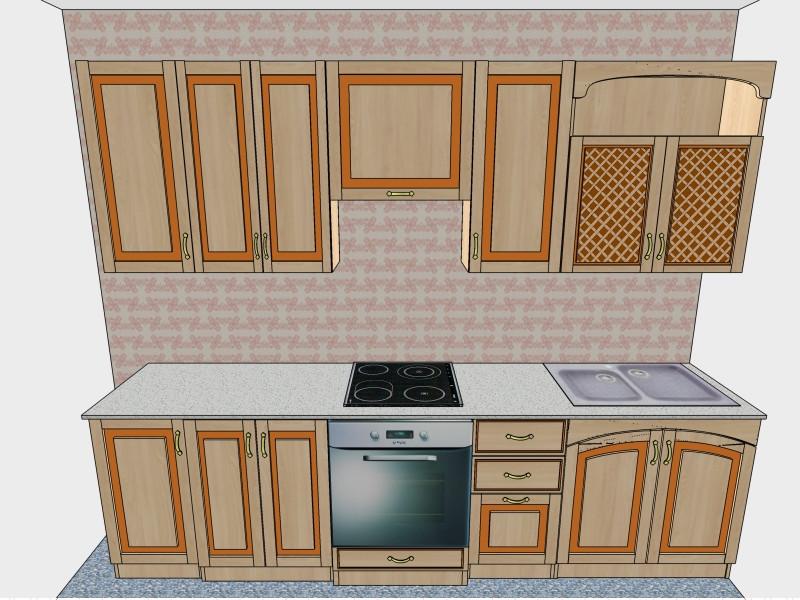 Кухня Юля Нова в Новой Ушице