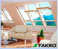 Мансардные окна ТМ FAKRO