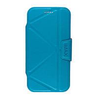 Чехол IMax Book Case — Samsung J7 2017(J730) — Blue