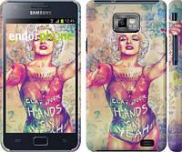 """Чехол на Samsung Galaxy S2 i9100 Swag. Marilyn """"1205c-14"""""""