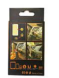 Магнитный держатель для телефона в машину Mobile Bracket - Розовый, фото 4