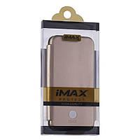 Чехол IMax Leather Book Case — Apple iPhone X ; Apple iPhone Xs —