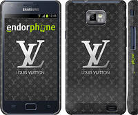 "Чехол на Samsung Galaxy S2 Plus i9105 Louis Vuitton 3 ""457c-71"""