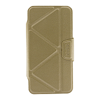 Чехол IMax Book Case — Samsung S7(G930) — Gold