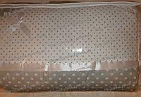 Детское постельное белье в кроватку-Горошек, фото 1