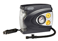 Компрессор автомобильный Ring RAC625 c LED фонарем ➤ 20 л./мин. ⛟ Бесплатная доставка!