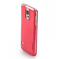 Чехол Momax Ultratough Hard Case — Samsung S5(G900) — Pink