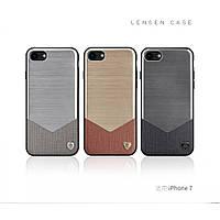 Nillkin Lensen Back Cover — Apple iPhone 7 ; Apple iPhone 8 — Gold