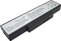 Аккумулятор для ноутбука Powerplant ASUS A72 A73 (A32-K72) 10.8V 5200mAh NB00000016