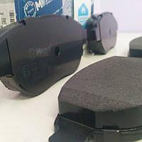 Колодки гальмівні передні дискові Geely Emgrand EC7/ EC7RV (MEYLE, Premium) +++, фото 1