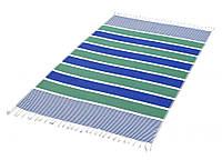 Полотенце Cecily Arya для сауны и пляжа Зеленое 90X180