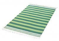 Полотенце Layla Arya для сауны и пляжа Зеленое 90X180