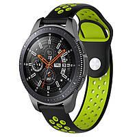 Браслет Nike Design Bracelet — Samsung Gear S3 — 22 mm — Black & Green