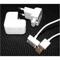 Сетевое зарядное устройство Apple Original Home Charger Set (Dock) (1 USB)(1A) — White