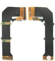 Шлейф SonyEricsson W580 межплатный (широкий коннектор). копия