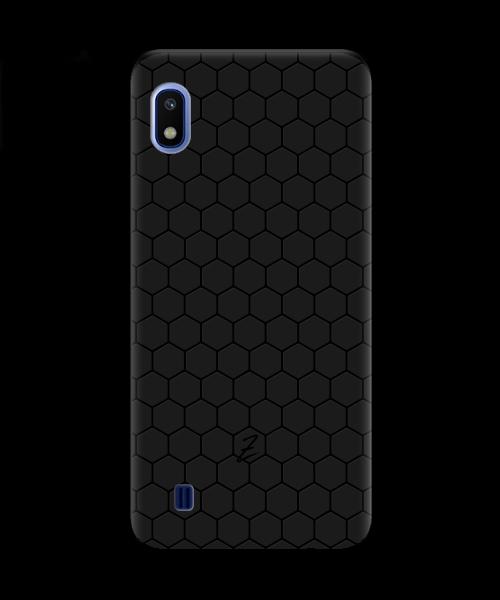 Чехол для телефона Zorrov на  Samsung Galaxy A10 Cell Black Matte