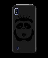 Чехол для телефона Zorrov на  Samsung Galaxy A10 Panda Black Matte