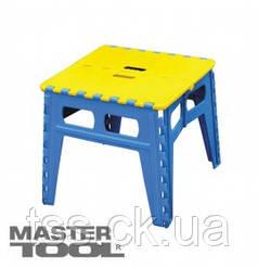 MasterTool  Стол складной пластиковый 450*500*465 мм, Арт.: 92-0194