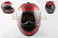 Шлем-интеграл   (mod:HAWK) (size:М, красный) Ш2   YMH
