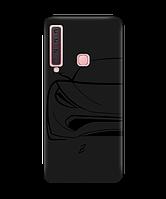 Чехол для телефона Zorrov на  Samsung Galaxy A9 2018 Sport Car Black Matte