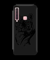 Чехол для телефона Zorrov на  Samsung Galaxy A9 2018 Tiger Black Matte