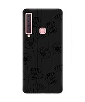 Чехол для телефона Zorrov на  Samsung Galaxy A9 2018 Mallow Black Matte