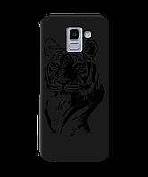 Чехол для телефона Zorrov на  Samsung Galaxy J6 2018 Tiger Black Matte