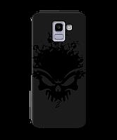 Чехол для телефона Zorrov на  Samsung Galaxy J6 2018 Ugolek Black Matte