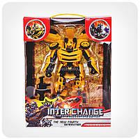 Трансформер-робот «Inter Change» - Бамбл Би, фото 6