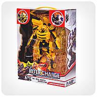 Трансформер-робот «Inter Change» - Бамбл Би, фото 5